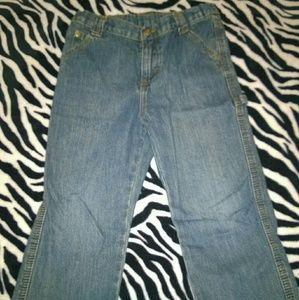Wrangler boy's size 5T jeans